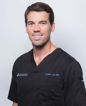 DR. D. GRAHAM LEE of Charleston Oral and Facial Surgery