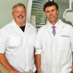 Dr. Rick Jackowski and Dr. Gregory Johnson of Pleasant Family Dentistry