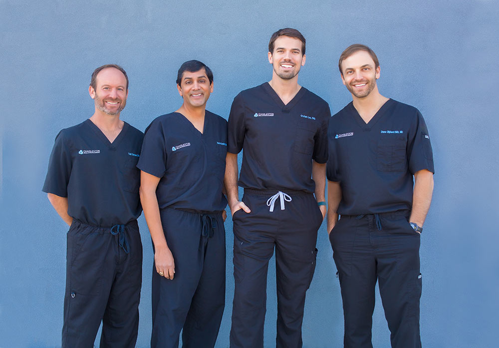 Charleston Oral and Facial Surgery's amazing team
