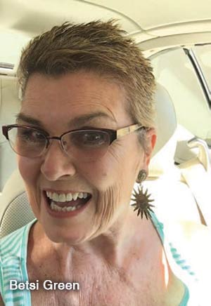 Betsi Green, breast cancer survivor