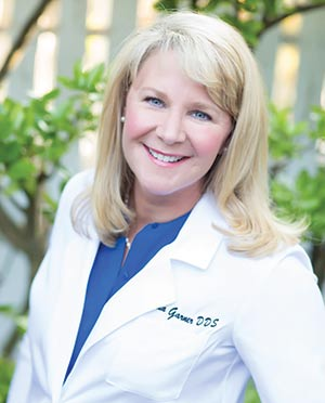 DR. CYNTHIA GARNER of Garner Family Dentistry