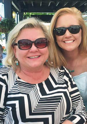 Deborah Tibbetts Greig, breast cancer survivor