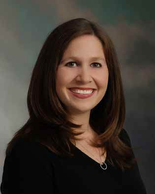 Dr. Meghan Lynch, an obstetrics and gynecology specialist with Roper St. Francis Physician Partners in Mount Pleasant