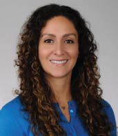 Dr. Melissa Ellis-Yarian of Ben Sawyer Primary Care in Mount Pleasant