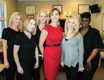 Heidi Williams, MD and Mount Pleasant Medi Spa staff